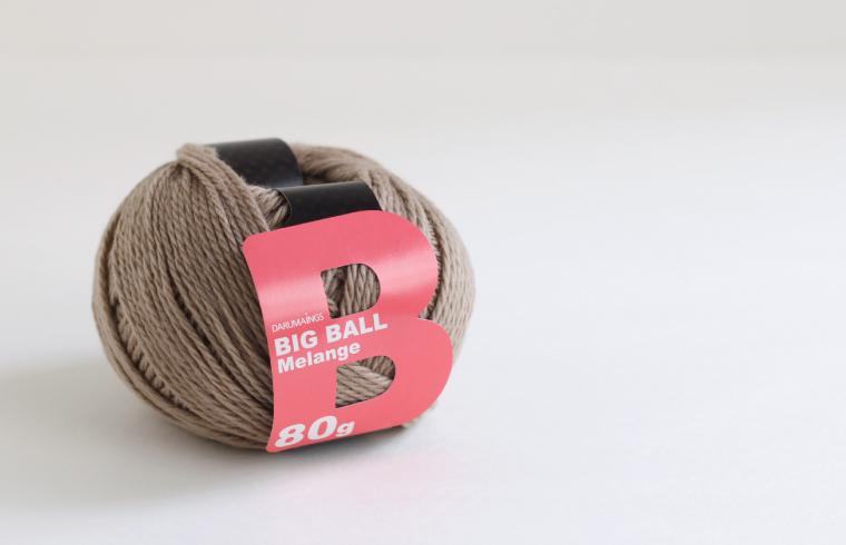 ビッグボールメランジ | 毛糸 | ...